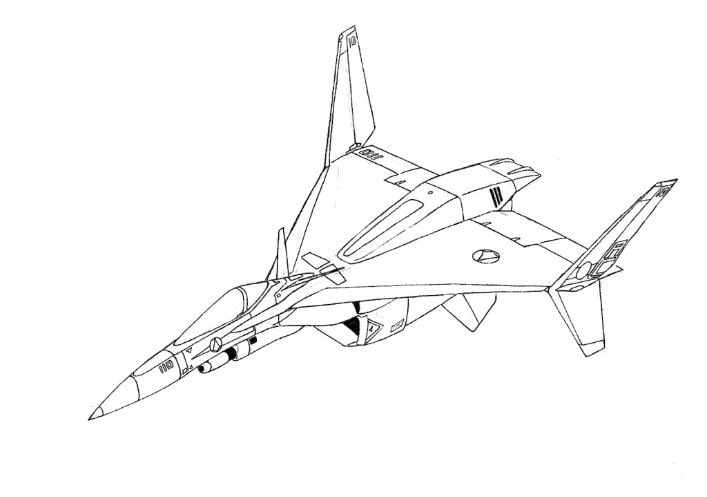 A-16 Executioner Multi-role Fighter Aircraft