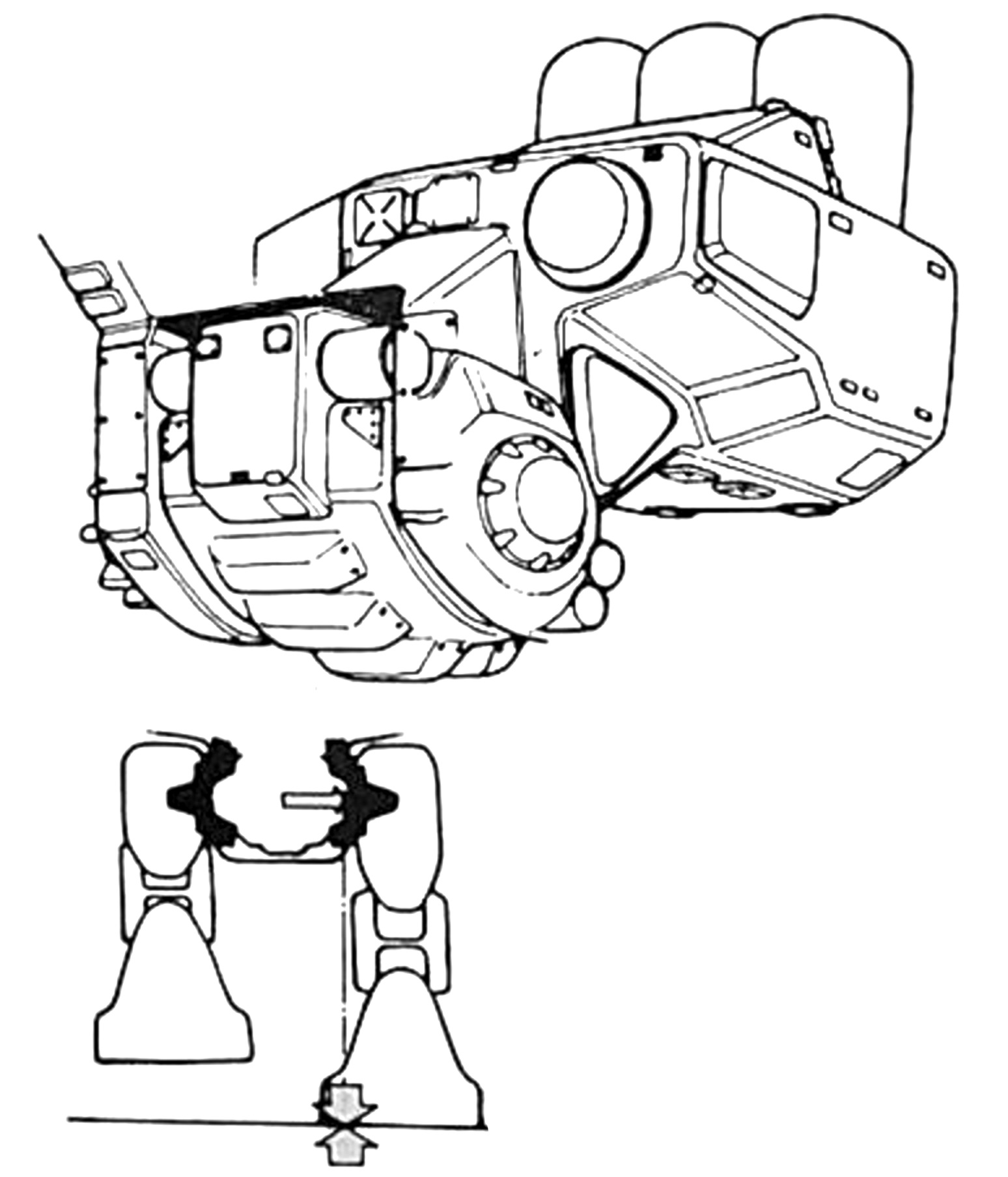 HWR-00-Mk II Monster technical 12