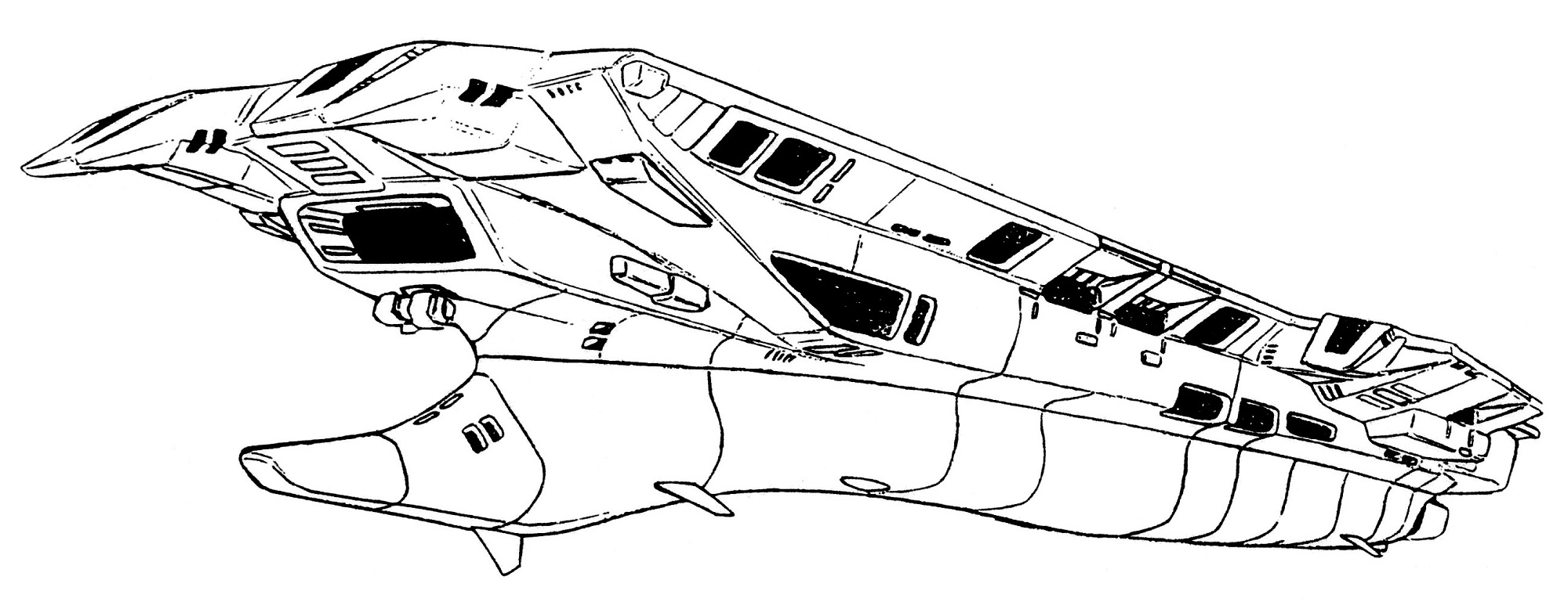 Prometheus-class Submersible Aircraft Carrier 2
