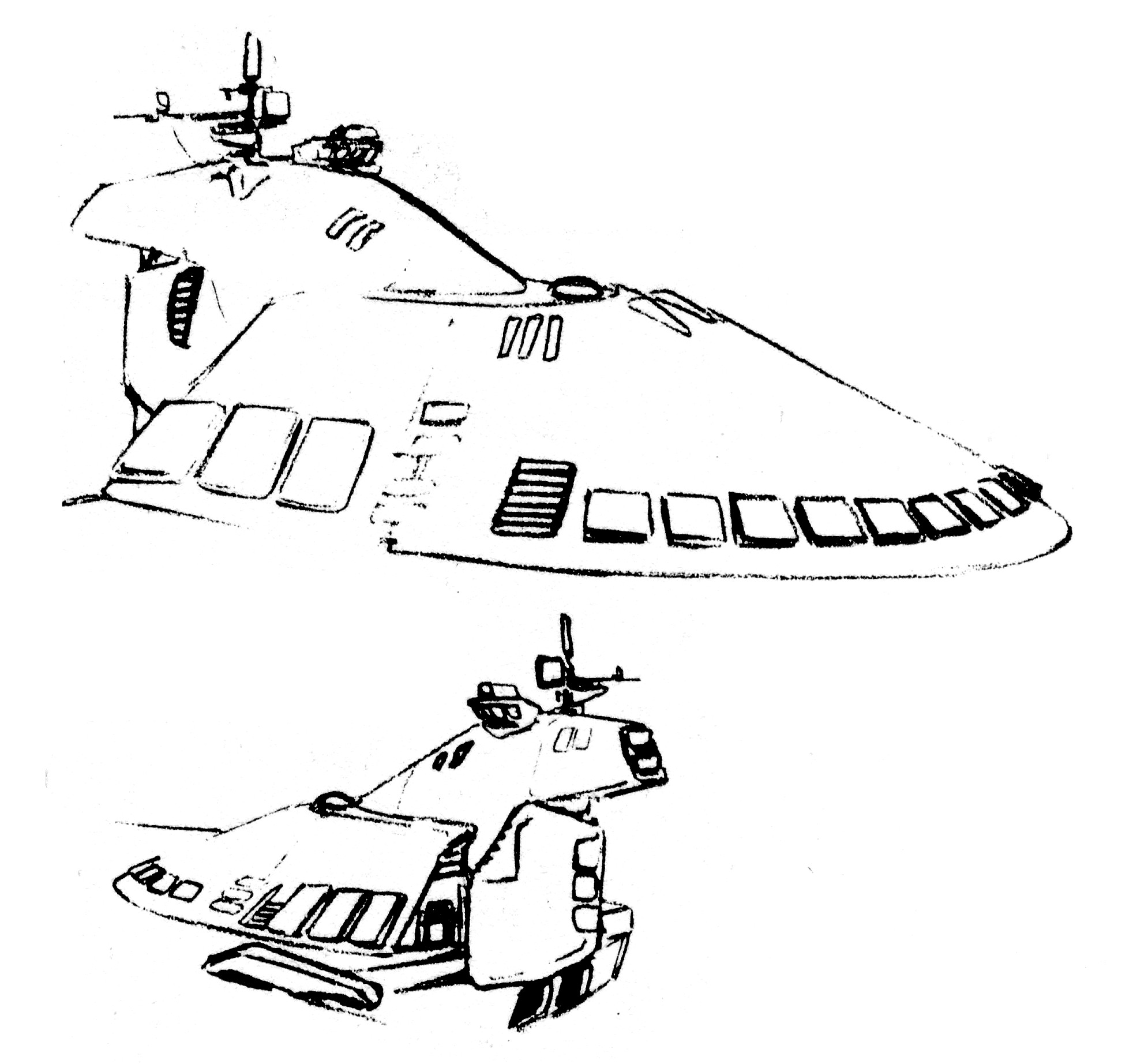 Prometheus-class Submersible Aircraft Carrier 4