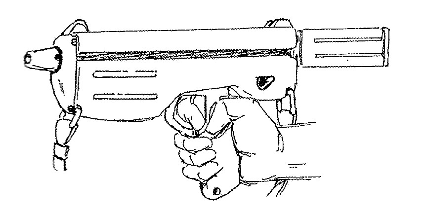 FAL-2 Pulse LAser Rifle 5