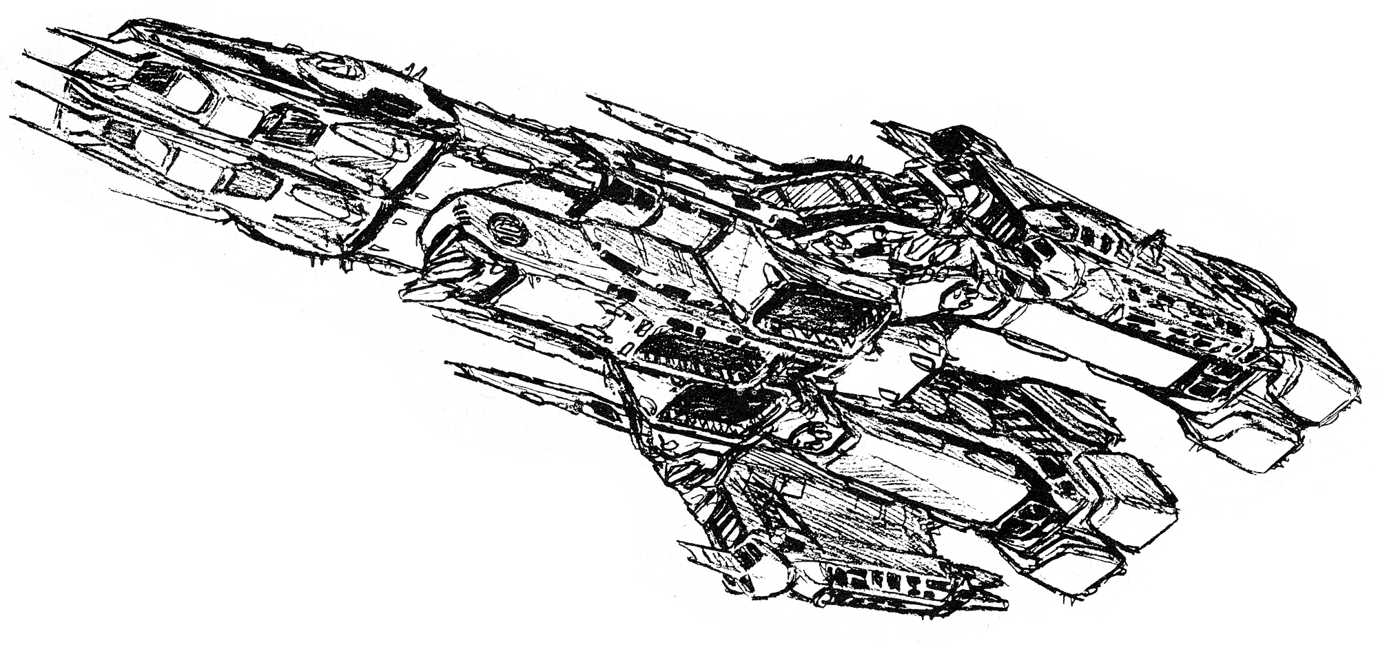 SDF-1 UES Macross Proposed Refit 5