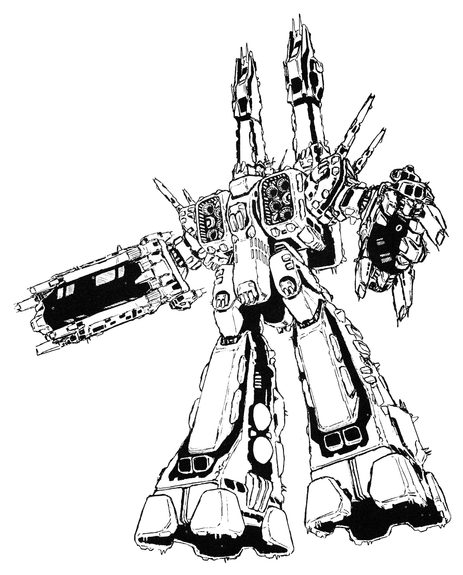 SDF-1 UES Macross Proposed Refit 9